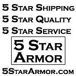 5 Star Armor