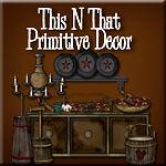 This N That Primitive Decor