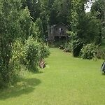 20 acre waterfront property on Lower Beverley Lake
