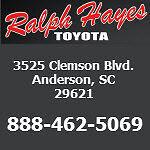Ralph Hayes Toyota