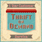 Thrift-On-Demand