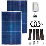 500 Watt Solar - RV | Camping | Cabins Kits | Cottage Kits