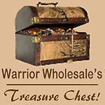 Warrior Wholesale's Treasure Chest