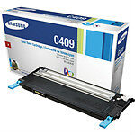 Samsung toner cartrige 409S one color left  (NEW ) no box