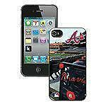 Atlanta Braves iPhone 4 Case