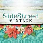 Side Street Vintage Ad Retro