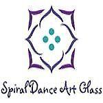 Spiral Dance Art Glass