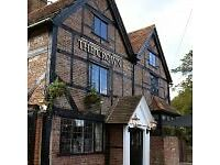 Experienced Cook required for busy village pub