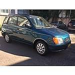 1997 Daihatsu Pyzar Wagon Homebush West Strathfield Area Preview
