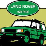 landroverwinkel  Range Rover P38/A
