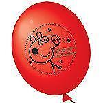 George Pig Balloons