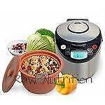 Vita Clay Gourmet Rice N' Slow Cooker Pro VM-7900-8