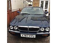 Jaguar XJ8 executive 3.2