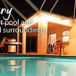 CAN$ AT PAR.....Beautiful Waterfront Home SW Florida with Pool