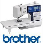 NEW BROTHER DESIGNIO SEWING & QUILTING MACHINE