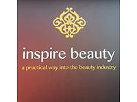 Get VTCT Level 3 Qualified in beauty with Inspire Beauty CTP