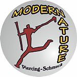 Piercing Schmuck Shop Modern Nature