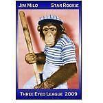 Grouchy Old Man Baseball Cards