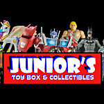 Junior's Toy Box and Collectibles