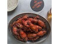 Sous Chef & Chef de Partie for Louisiana Cajun/Creole gastropub in Angel N1