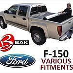 NEW BAK FORD F-150 ROLL-X TONNEAU COVER 04-14 SUPERCAB SUPERCREW