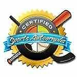 CERTIFIED SPORTS AUTOGRAPHS