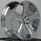 20 inch American Racing Wheels