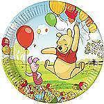Winnie The Pooh Plates