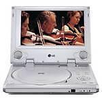 Portable DVD & CD player (LG) Dubbo 2830 Dubbo Area Preview