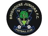 Brighouse Juniors - Saturday 9am-10am girls mini football U6 & U7s