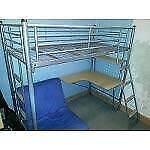 High sleeper bed no matress