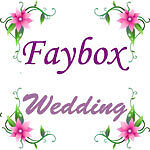 Faybox Wedding Bouquet
