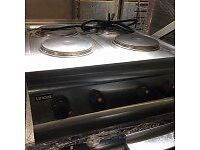 Lincat HT6 Four Plate Boiling Top Being Sold as not working