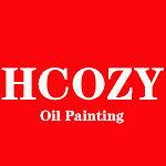HCOZY AU Oil Painting
