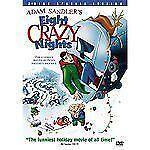 Eight Crazy Nights DVD
