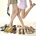 Schuhe in Übergrößen