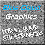 Blue Cloud Graphics