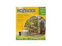 Hozelock 3-in-1 Water Butt High Pressure Pump