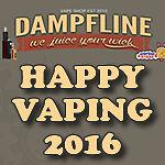 DAMPFLINE, we juice your wick