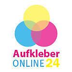 Aufkleber Online 24