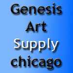 genesis art supply chicag