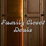 New & Used Family Closet Deals
