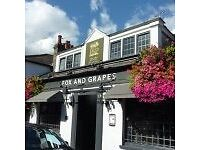 Housekeeper - Part time/weekend for gastropub with rooms in Wimbledon SW19