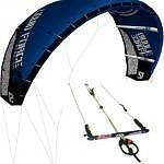 Liquid Force Envy 10m kite and bar