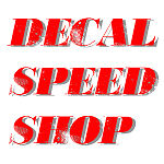 Decal Speed Shop