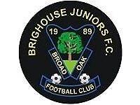 Brighouse Juniors - Saturday 9am-10am girls mini football U6 & U7s