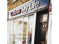 Hair Stylist Required - Lavender Hill /Salon Receptionist Required- Lavender Hill