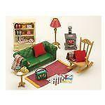 Sylvanian Families Living Room