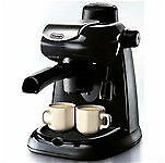 DeLonghi Espresso Cappucino coffee Maker WITH FROTHER