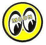 Moon Eyes Decal